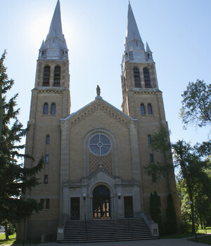 Holy rosary cathedral regina