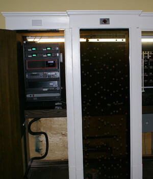 Rack mount digital processor