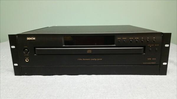 cd player denon dcm 27 en produits vendre products public address systems and sound. Black Bedroom Furniture Sets. Home Design Ideas