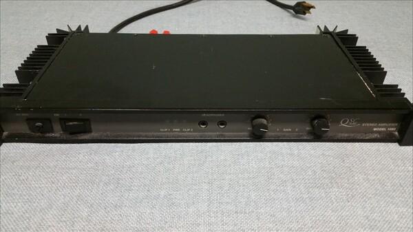 amplifier qsc 1080 en produits vendre products public address systems and sound system. Black Bedroom Furniture Sets. Home Design Ideas